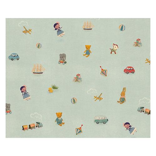 Geschenkpapier Spielzeug 10 Meter