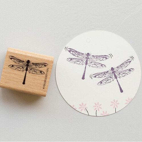 Stempel Libelle | PERLENFISCHER
