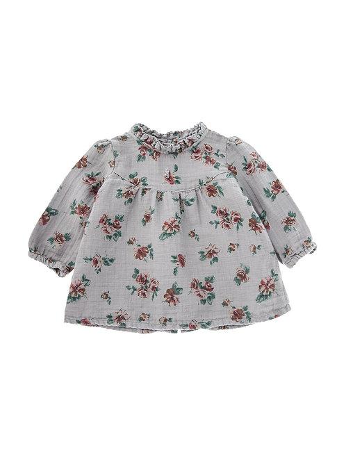 Kleid flowers   Tocoto Vintage