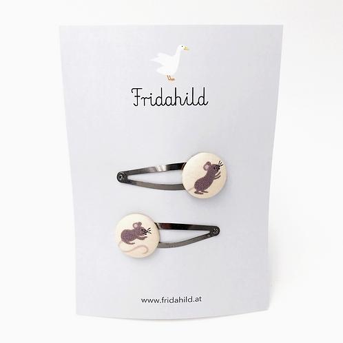 Spangen Mäuse I Fridahild