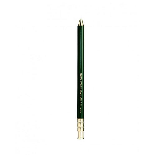 Kugelschreiber Grün 0.5   OHTO