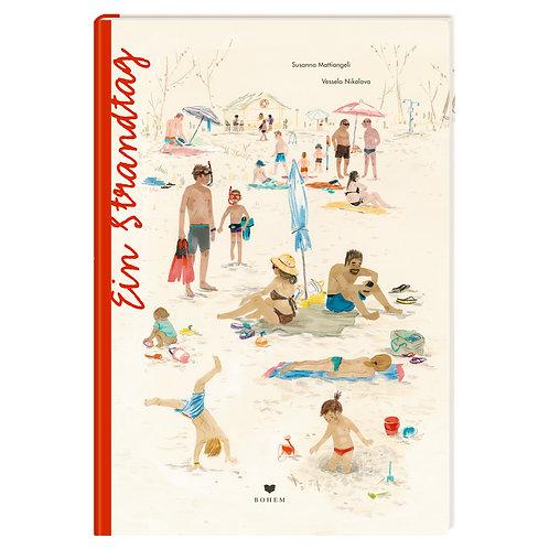 Ein Strandtag I Vessela Nikolova und Susanna Mattiangeli