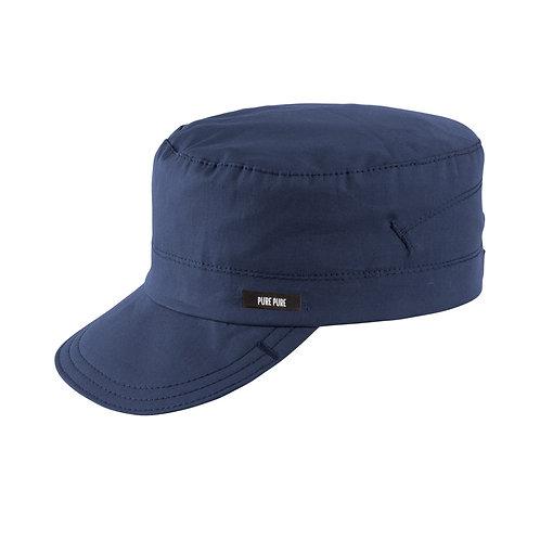 Schirm Cap Jeans-Blau UV-Schutz 50+ I PURE PURE