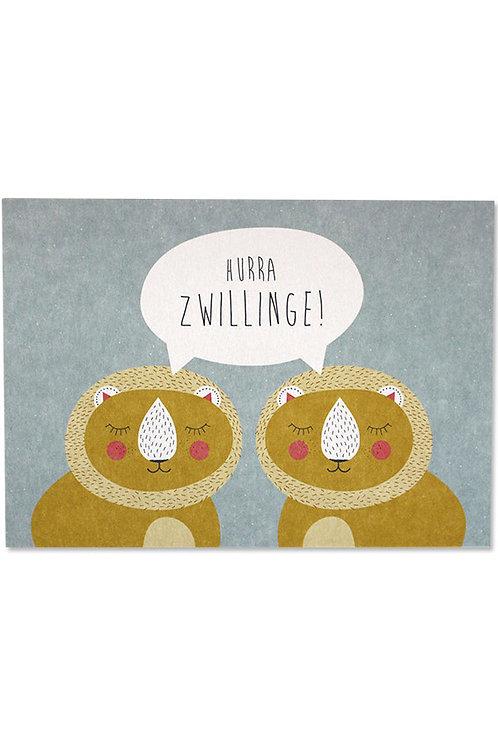 Hurra Zwillinge I Ava & Yves