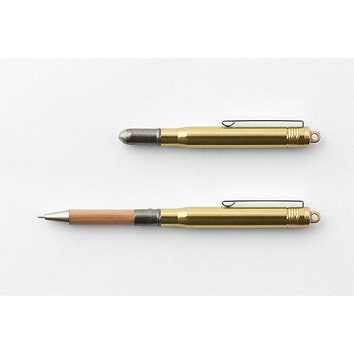 Taschen Kugelschreiber Messing I TRAVELER'S COMPANY