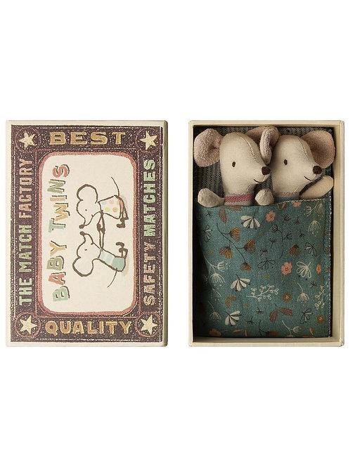 Babymäuse in der Box 8cm | MAILEG