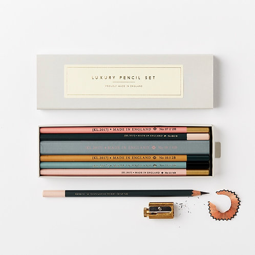 Luxury Pencil Set I KATIE LEAMON