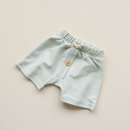Shorts Mist I Organic Zoo