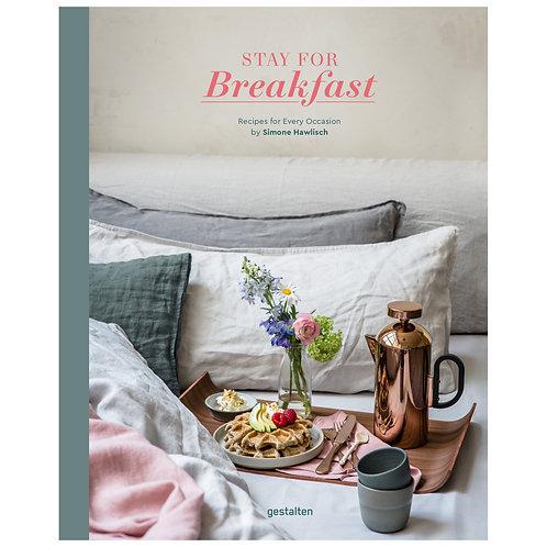 Stay for Breakfast (EN) I GESTALTEN