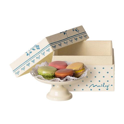 Macarons mit Kuchenständer | MAILEG