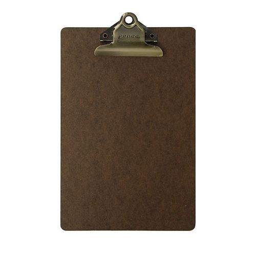 Clipboard A5 Bronze