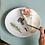 Thumbnail: Frühstücksteller Flower girl I helen b