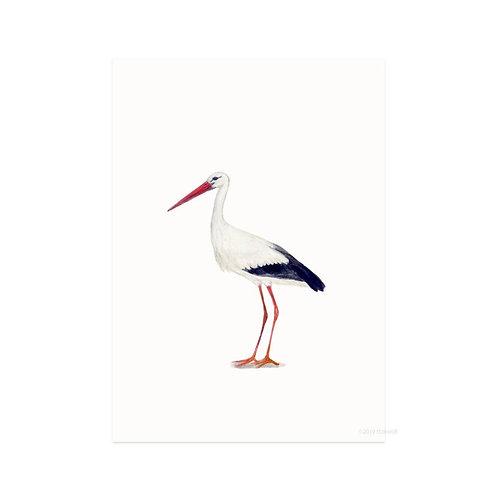 Minikarte Storch