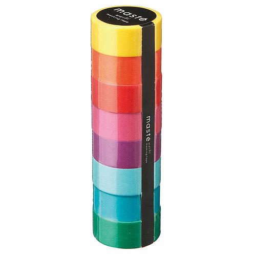 Masking Tapes Colorful Basic | MASTE