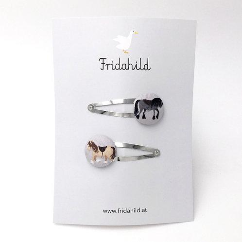 Spangen Pferd I Fridahild