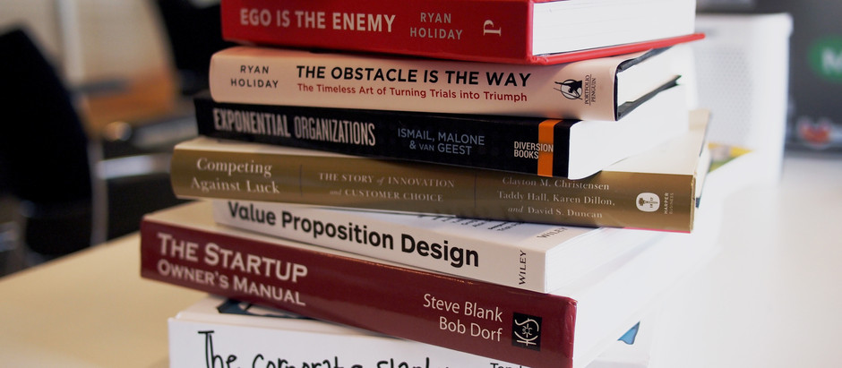 Business Books you need to Read NOW!