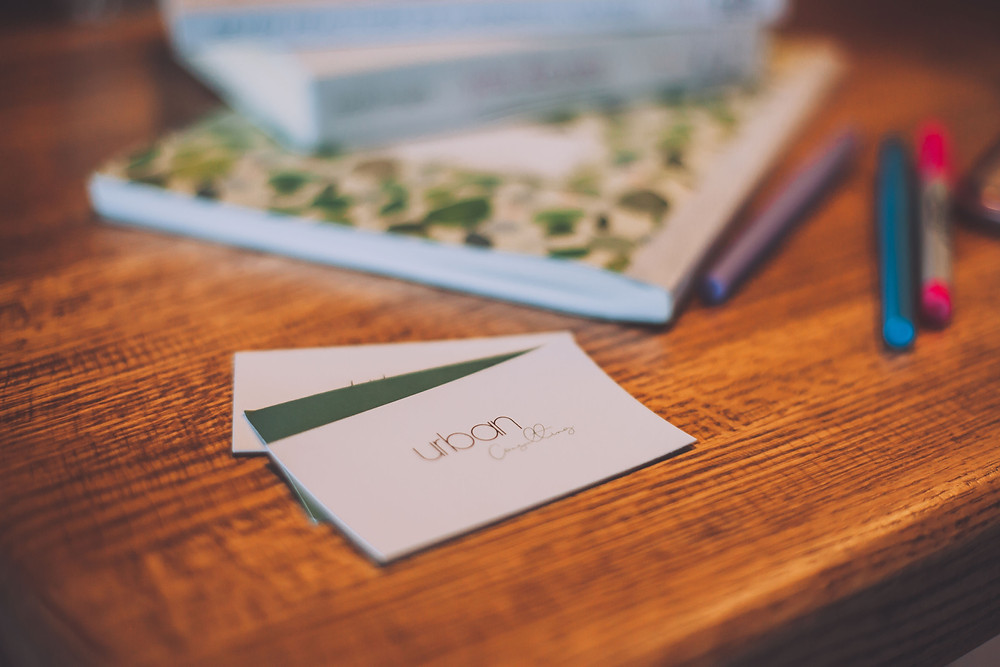 Urban Consulting, LLC Business Cards