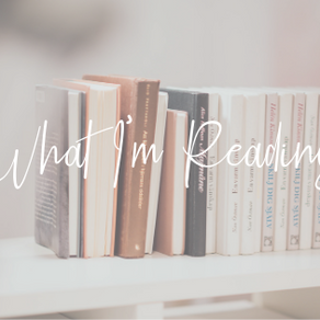 What I'm reading in May