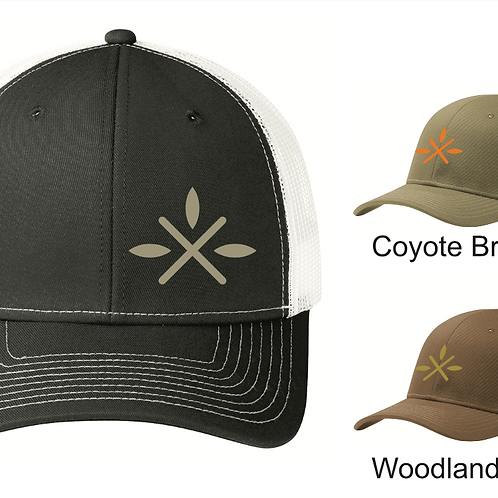 Leaf Trucker Cap