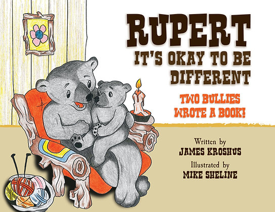Rupert: It's Okay to be Different