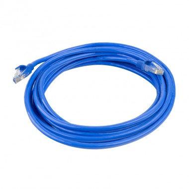 Câble UTP catégorie 6, en cuivre / aluminium avec feuille CCA, 5m