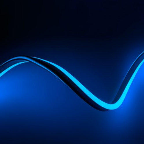 Gaine néon LED, flexible, 6m, 48W