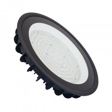 Cloche UFO LED slim noire, IP65, 100W