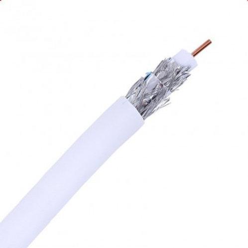 Câble coaxial antenne/TV, cuivre / aluminium