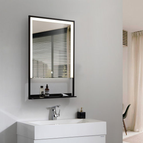 Miroir LED SMD2835 rectangulaire, 45W