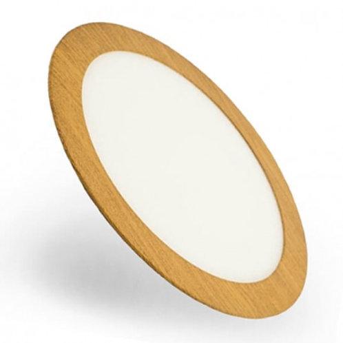 Downlight LED SMD cadre bois, 18W