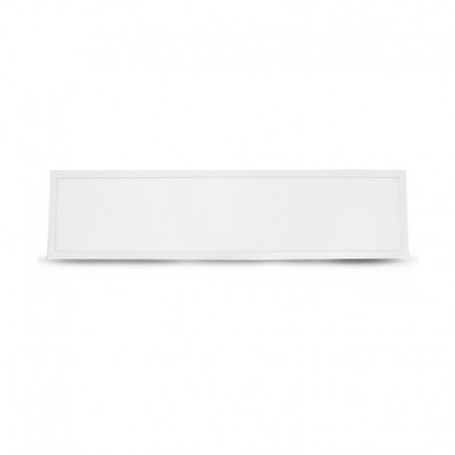 Dalle LED rectangulaire cadre blanc, 38W