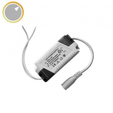 Driver dimmable pour dalle LED 03/07W