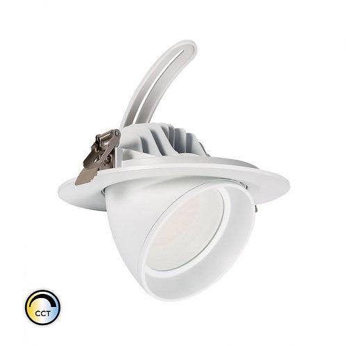 Spot LED Samsung, cadre blanc, orientable, sélectionnable, UGR19