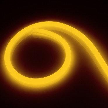 Néon LED rond 360°, flexible, 8m, 72W