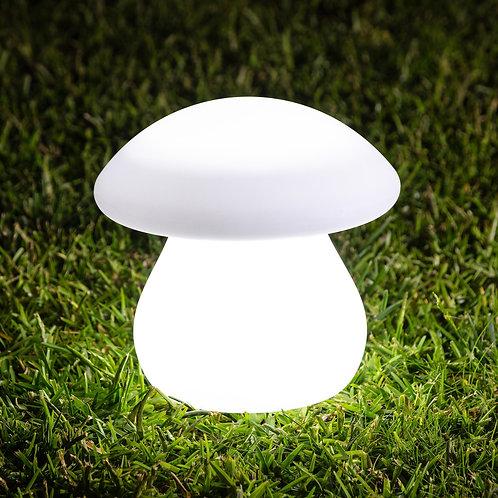 Champignon lumineux LED RGBW rechargeable