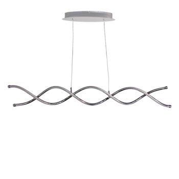 Lampe suspendue double hélice, 25W