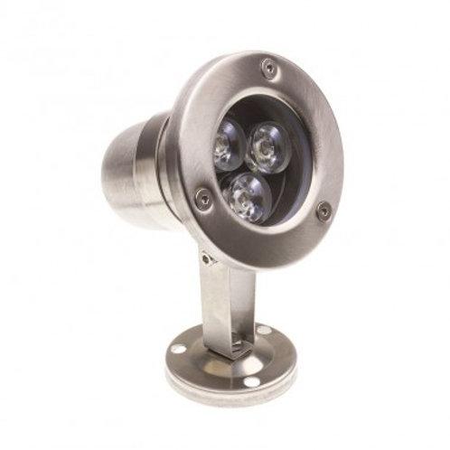 Spot extérieur LED Epistar rond, 3W, IP68