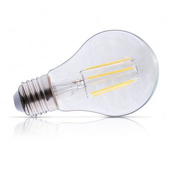 Ampoule LED E27, bulbe filament, 8W, dimmable