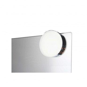 Applique LED ronde pour miroir, 4W