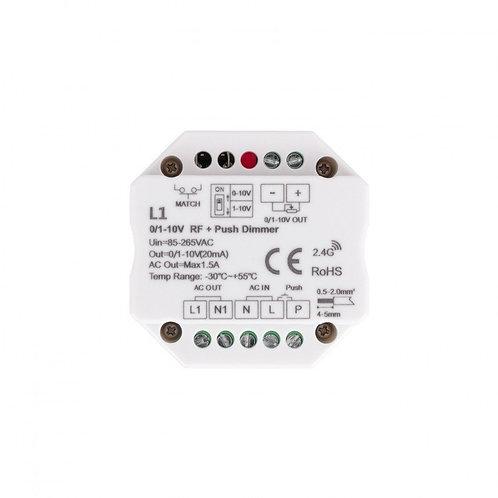 Variateur de puissance LED universel LED 1-10V RF