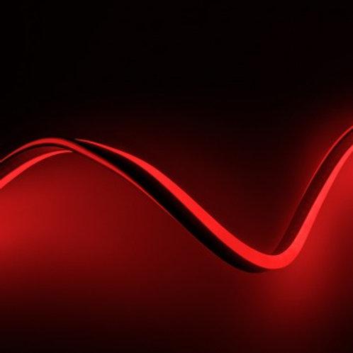 Gaine néon LED, flexible, 5m, 40W