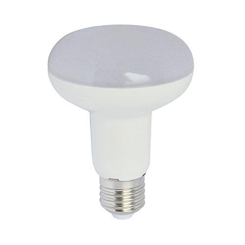 Ampoule LED SMD E27 R80, dépolie, 10W