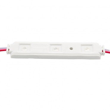 Chaîne de 20 modules linéaires de 3 LEDs SMD5050