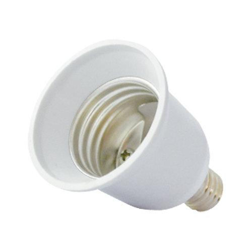 Adaptateur de culot E14 pour ampoule E27