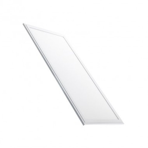 Dalle LED SMD rectangulaire cadre blanc, UGR19, 40W