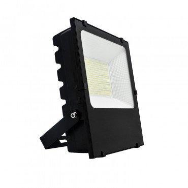 Projecteur LED extérieur cadre noir, 200W, dimmable, UGR22