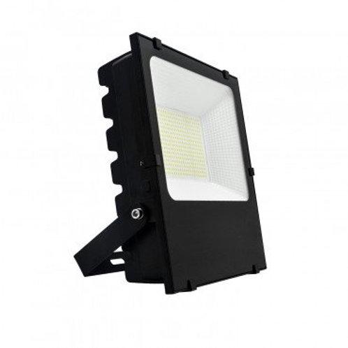 Projecteur LED extérieur cadre noir, 150W, dimmable, UGR22