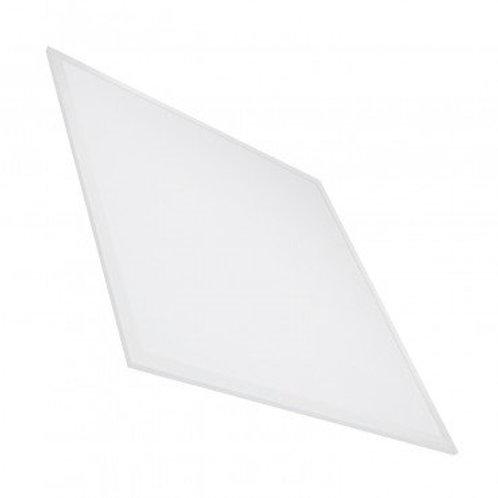Dalle LED carrée cadre blanc, UGR19, 36W, IP20