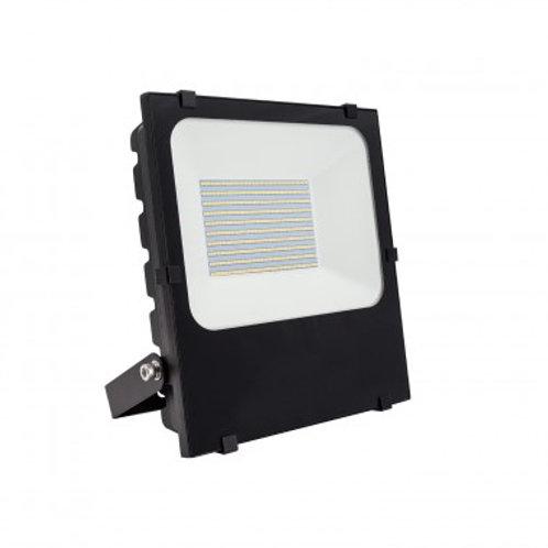 Projecteur LED SMD extérieur cadre noir, 200W