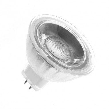 Ampoule LED COB GU5,3 MR16 angle 45°, 5W, 6000°K